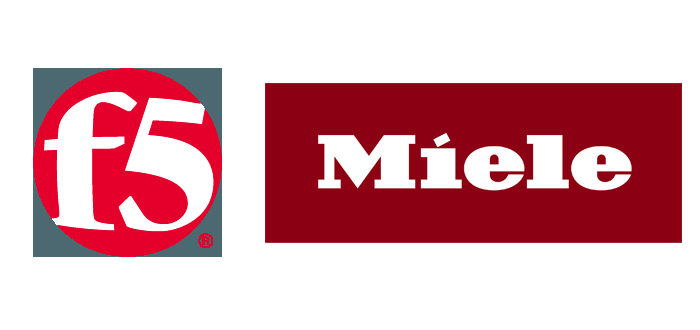 Miele Protects Applications With F5 Networks  | InfoSec Voices