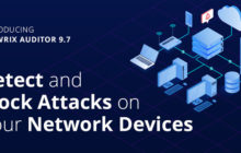 Netwrix Unveils New Netwrix Auditor For Network Devices.