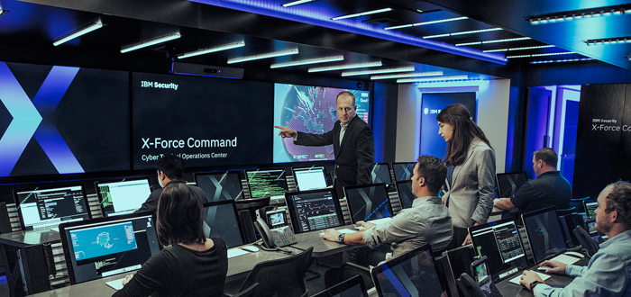 IBM Mobile Cybersecurity Center Makes RIT Its First University Stop On World Tour.