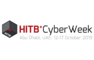 Launch Of HITB+CyberWeek To Drive A Cyber Smart World.