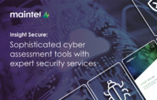 Maintel Relieves The Pain Of Securing Your Business Against Cyber Threats With Insight Secure.