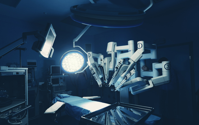 Survey Data: Safety Fears Over Use Of Robots In Medical Procedures.